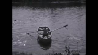 Голицынский пруд в парке горького рыбалка