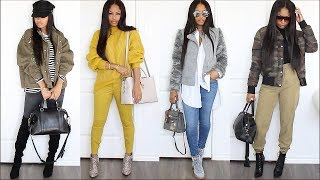 DOPE FALL OUTFITS ➟ Lookbook