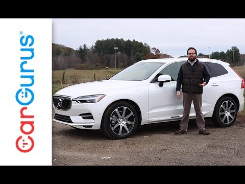 2018 Volvo XC60 | CarGurus Test Drive Review