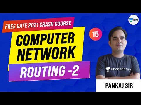Routing - 2   Computer Network   Lec 15   GATE CSE/IT Exam ...
