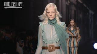 Blumarine - Fall 2016 - Milan Fashion Week - Fashion Minute