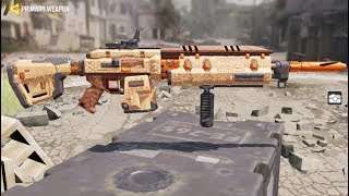 Call of Duty MOBILE | Man-0-War (New AR)