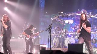 Dream Theater: Space-Dye Vest 14.02.2014 London
