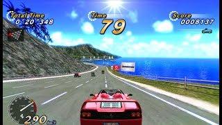 [One Credit Arcade] OUTRUN 2 SP - La Ferrari Contro Il Tempo E Il Segreto Del Sole [ZombieGamer80]