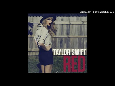Red - Taylor Swift (Official Instrumental)