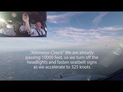 British Airways A380 Take-off ...