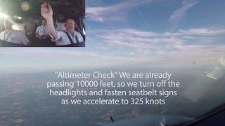 British Airways: A380 Takeoff From Heathrow  A Pilot's Perspective