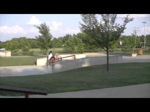 Franklin Skatepark Montage