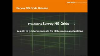 NG Grids update