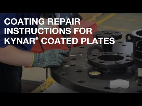 Maintenance Instructions For Kynar® ADXFlex 281 Coating Repair