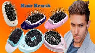 The Best Brushes  For Your Hair (Men's) | Best Hair Styling  Brush & Comb On The Market