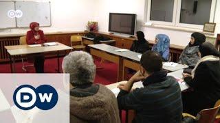 Deutschkurs in der Moschee   DW Nachrichten