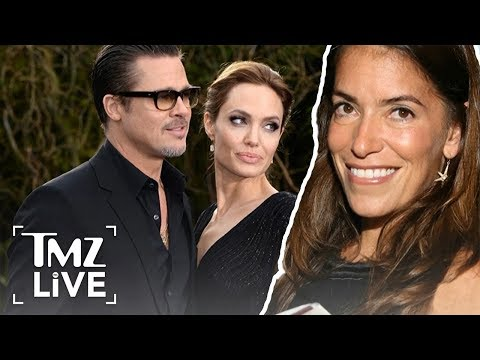 Angelina Jolie Wants To Be Single Again | TMZ Live