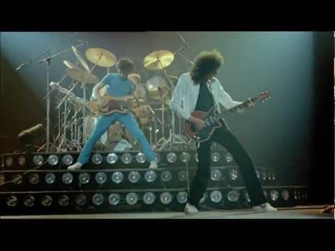 Queen Jailhouse Rock (Live Rock Montreal HD)