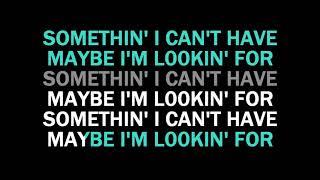 Say Something Karaoke Justin Timberlake Ft Chris Stapleton