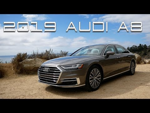 2019 Audi A8 First Drive & Review – Flagship Luxury & Tech