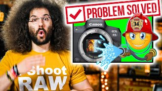 CANON EOS R5 OVERHEATING SOLVED?! Kodak SAVED By...