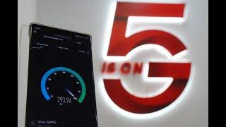 TECNOLOGIA 5G - Implantação da Tecnologia 5G no Brasil - Mercado e segurança com empresas - 13/04/2021 14:30
