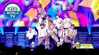 Gambar cover Stray Kids(스트레이키즈) - Get Cool [Music Bank / 2018.11.30]