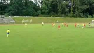 preview picture of video 'MKS Lędziny- Piast Leszczyny 4:2 (gol na 4:1)'