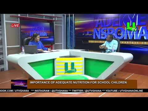Importance of Adequate Nutrition for School Children  13/04/2021