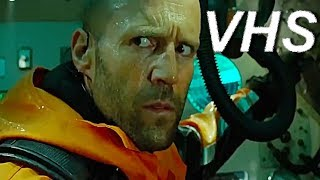 Мег: Монстр глубины (2018) - ламповый трейлер - VHSник
