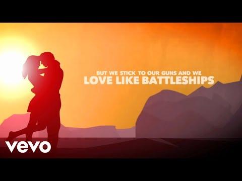 Daughtry - Battleships (Official Lyric Video)
