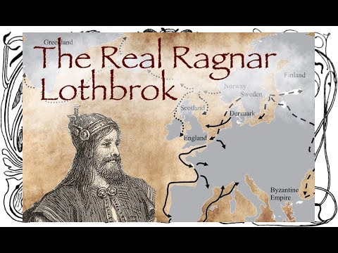 The Real Ragnar Lothbrok // Vikings Documentary