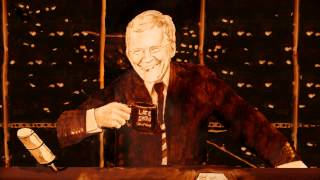 Coffee Art | Letterman Coffee Animation