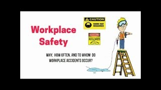 Workplace Safety - Safety at Work - Tips on Workplace Safety