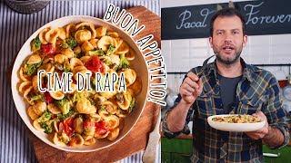 Cime di rapa, a kihagyhatatlan dél-olasz kaja