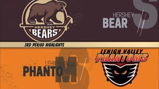 Bears vs. Phantoms | Apr. 21, 2021