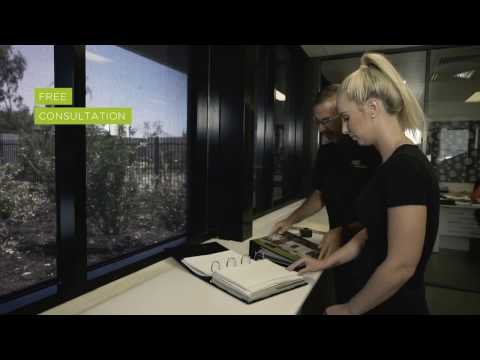 ABC Blinds Perth: From Consultation to Installation Video Timelapse