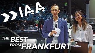 The Best Cars of the 2017 Frankfurt Motor Show | Kholo.pk