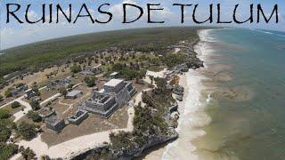 RUINAS DE TULUM DJI FPV 4K