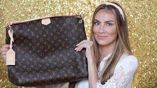 Louis Vuitton Graceful MM Unboxing & Review | Angela Lanter