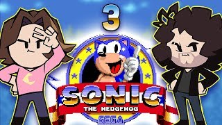 Sonic The Hedgehog: The Simulation - PART 3 - Game Grumps
