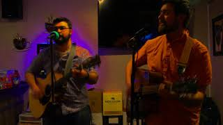 Tubthumping by Chumbawamba - Live Open Mic Acoustic Cover