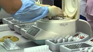 медицинский лабораторный техник