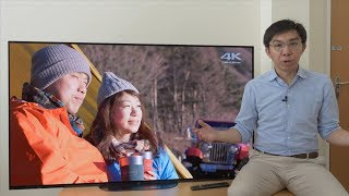 Sony AG9 (A9G) Master Series OLED TV Review