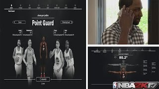 NBA 2K17 My Career Prelude, Position BREAKDOWN, Attribute Caps and Playstyles