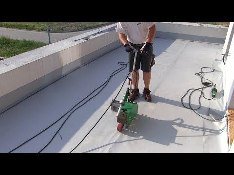 Plochá střecha - její výhody a jaké materiály zvolit
