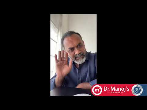 "Part 2:This video is for my patients who have tested ""Positive"" for Covid – Dr.Manoj"