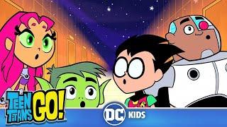 Teen Titans Go! En Español | Dolores del Pasado | DC Kids