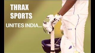 Thrax Cricket Sports Introduction - Thrax Cricket Equipment