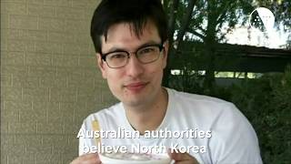 Australian student arrested in North Korea