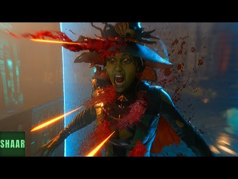 Mortal Kombat 11 - All FATAL BLOWS on WICKED WITCH JADE