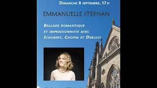 Récital 8 septembre 2019 (MULHOUSE, Temple Saint-Etienne)