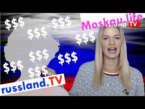 Top5: Reichste Frauen Russlands [Video]