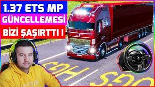 KONVOYA GİRDİK   YENİ GÜNCELLEME   ETS 2 MP